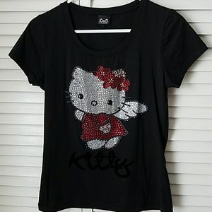 Dolce & Gabanna Sanrio kitty tee